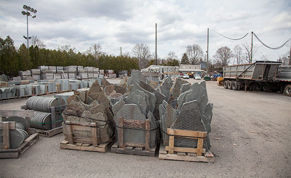 HARDSCAPE & MASONRY SUPPLIES