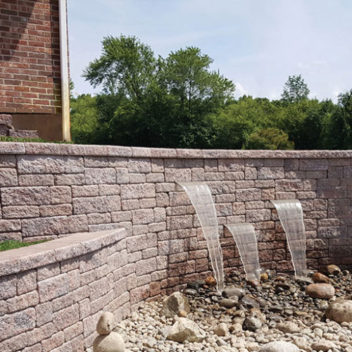 Versa Lok Walls Dakota Supply Corp